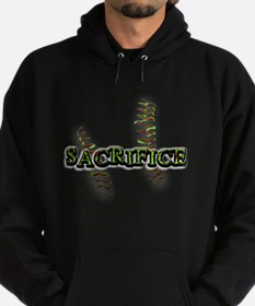 Sacrifice Fastpitch Softball Hoodie (dark)