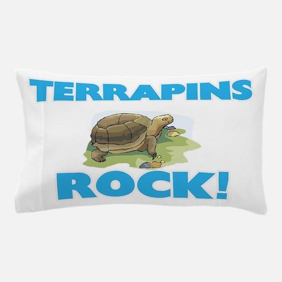 Terrapins rock! Pillow Case