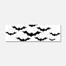 bat_shell Car Magnet 10 x 3
