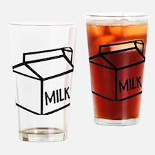 milk_bag Drinking Glass