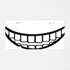 lol Aluminum License Plate