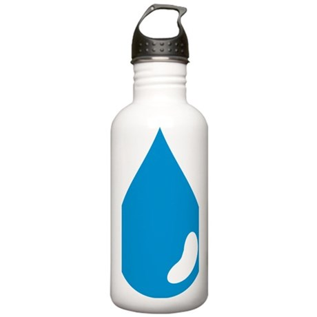 water_drop Stainless Water Bottle 1.0L