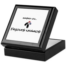 Raised on... Frijoles Negros Keepsake Box