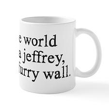 jeffrey hat Mug