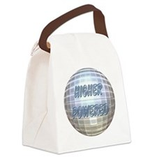 Higher Powered Canvas Lunch Bag