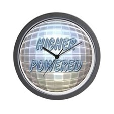 Higher Powered Wall Clock