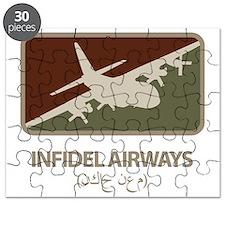 Infidel Airways (C-130) Puzzle