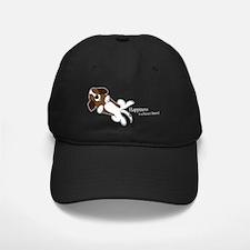 bassett_back_bk Baseball Hat