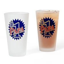 1papa Drinking Glass