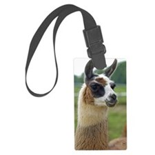 llama2_journal Luggage Tag