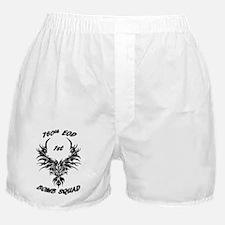 1st T Boxer Shorts