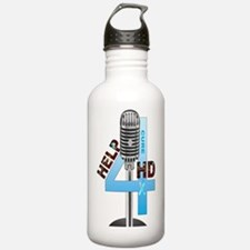 HELP 4 HD 2 Water Bottle