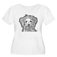 Schnoodle_bw T-Shirt