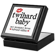 Twihard Baby Keepsake Box