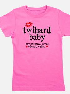 Twihard Baby Girl's Tee