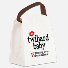 Twihard Baby Canvas Lunch Bag