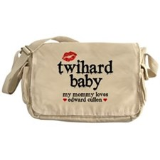 Twihard Baby Messenger Bag