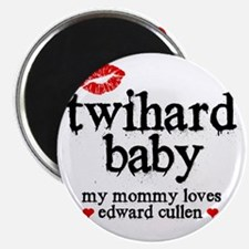 Twihard Baby Magnet