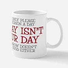 today Small Small Mug