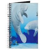 Manatee Journals & Spiral Notebooks