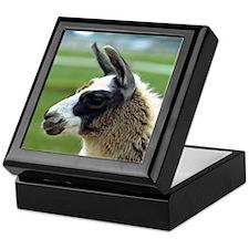 llama3_mpad Keepsake Box