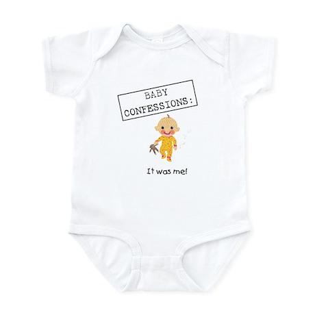 Smelly Baby Infant Bodysuit