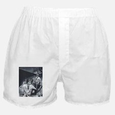 Diabolical Plots Boxer Shorts