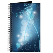 Blue Lights (4G slider) Journal