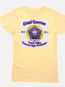 Grand Governor Girl's Tee