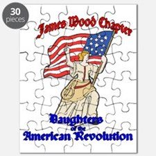 Daughters of the American Revolution Puzzle