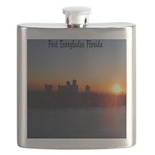 Port Everglades 15.35x15.35 Flask