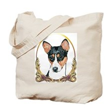 Basenji Christmas/Holiday Tote Bag