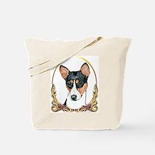 Basenji Christmas/Holiday Tote Bag