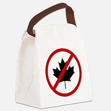 canadians Canvas Lunch Bag