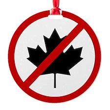 canadians Ornament