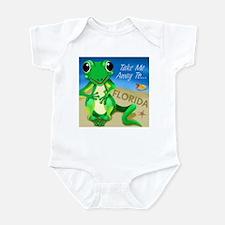 Leapin' Lizards Infant Bodysuit