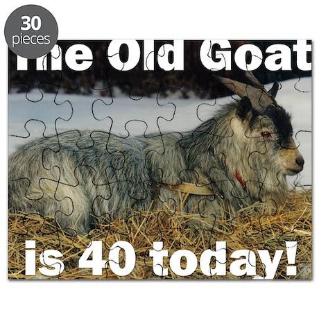 goat40ys Puzzle