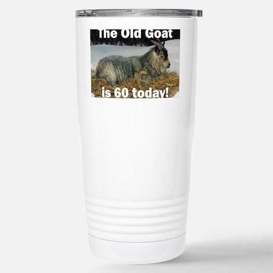 goat60ys Stainless Steel Travel Mug