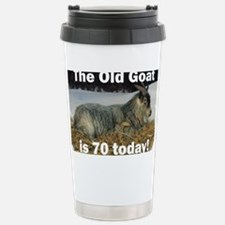 goat70ys Stainless Steel Travel Mug