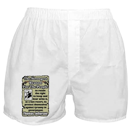 jeffersongunrights8 Boxer Shorts