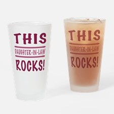 Rocks_DaughterInLaw Drinking Glass