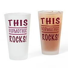 Rocks_Godmother Drinking Glass