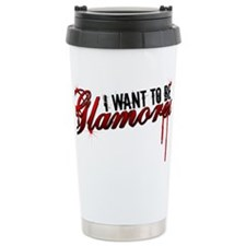 Glamored Hat Travel Mug