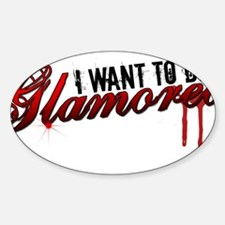 Glamored Hat Decal