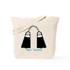 """""""Nun"""" Chucks Tote Bag"""