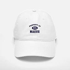 Property of maeve Baseball Baseball Cap
