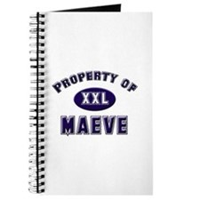 Property of maeve Journal
