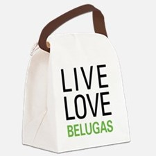 livebeluga Canvas Lunch Bag