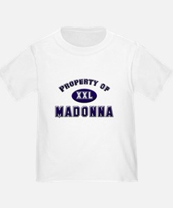 Property of madonna T