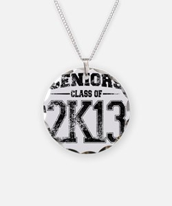 2k13 Necklace Circle Charm